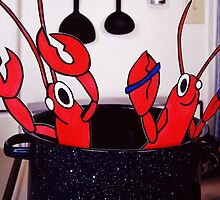 Lobsters by niccimangano