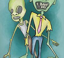 Zombies! by niccimangano