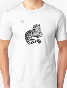 DoubleZodiac - Cancer Tiger T-Shirt