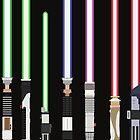 Star Wars Lightsaber by Idzagi19
