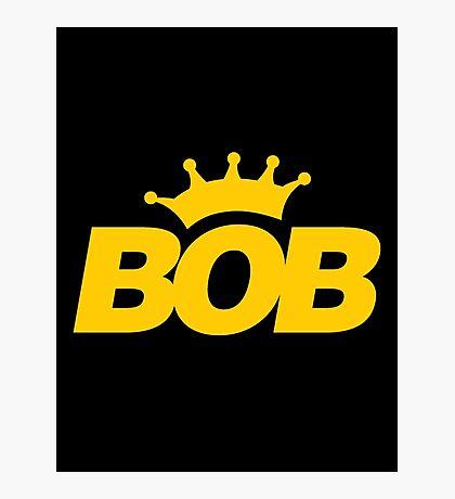 King Bob Photographic Print