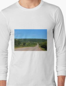 How Green is my Valley Long Sleeve T-Shirt