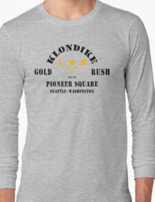 Klondike-Pioneer Square Long Sleeve T-Shirt