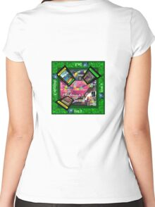 ETHOS - the game - MADONNA'S Women's Fitted Scoop T-Shirt