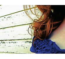 We Peeled the Freckles From Our Shoulders Photographic Print