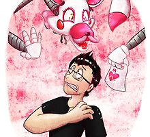markiplier fan! - FNAF 2 by MariaDaregin