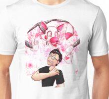 markiplier fan! - FNAF 2 Unisex T-Shirt