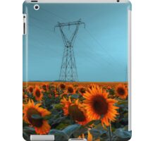 Sunflower Power iPad Case/Skin