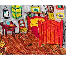 Van Gogh's Room Photographic Print
