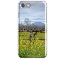 Vines And Wires iPhone Case/Skin