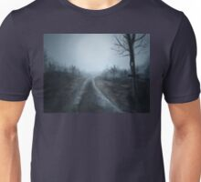 Empty Road Unisex T-Shirt
