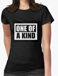 One of a Kind, G-Dragon Womens Fitted T-Shirt