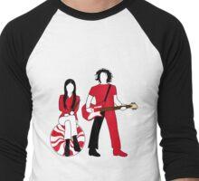 Jack and Meg Men's Baseball ¾ T-Shirt