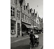 Pram Photographic Print