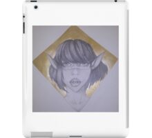 Golden Elf  iPad Case/Skin