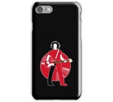 Jack The Axe-pander - Jack White III (White Stripes Red Edition) iPhone Case/Skin