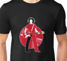 Jack The Axe-pander - Jack White III (White Stripes Red Edition) Unisex T-Shirt
