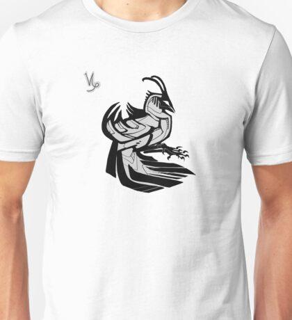 DoubleZodiac - Capricorn Rooster Unisex T-Shirt