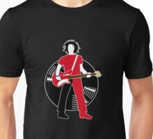 Jack The Axe-pander - Jack White III (White Stripes Edition) Unisex T-Shirt