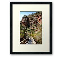 Morialta Conservation Park Framed Print
