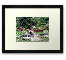 Chiang Mai 2 Framed Print