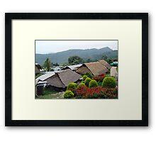 Chiang Mai 4 Framed Print
