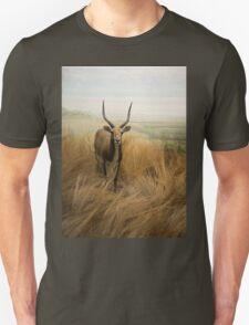 African Impala Unisex T-Shirt