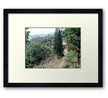Chiang Mai 10 Framed Print