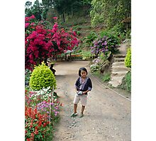Chiang Mai 13a Photographic Print