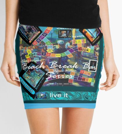 ETHOS - the game - Beach Break Bar Mini Skirt