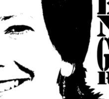 First Female Prime Minister in Australia - Julia Gillard Sticker