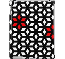 The cube is a star iPad Case/Skin