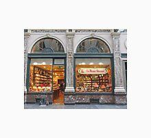 Shop, Galeries St Hubert, Brussels, Belgium Unisex T-Shirt