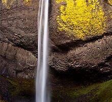 Latourell Falls {Trail to Yellow Rock} by Ritchie Belleque