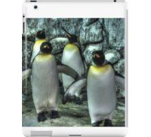 Four Penguins iPad Case/Skin