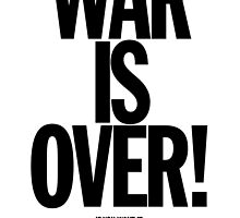 War is Over by 70sbabe