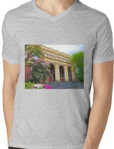 Tasmanian State Government Offices, Launceston Mens V-Neck T-Shirt