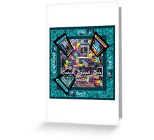 ETHOS - the game - Beach Break Bar indoor Greeting Card