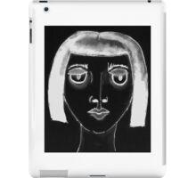 Black Zelda iPad Case/Skin