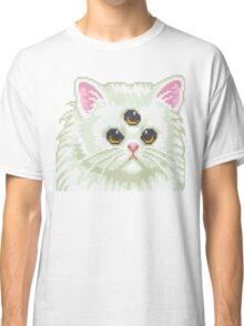 Cyber Cat Classic T-Shirt