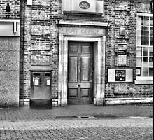 Royal Mail B&W by Robyn Maynard
