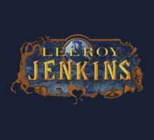 Leeroy Jenkins by Caddywompus