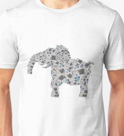 mpc elephant Unisex T-Shirt