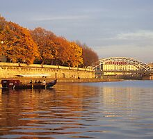 Autumn in Krakow by Kasia Nowak