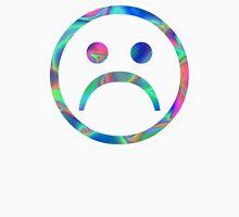 Cyber Sad Face Unisex T-Shirt