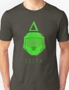 Red Versus Blue | Project Freelancer: Delta Unisex T-Shirt