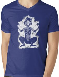 toad-like-god-creature Mens V-Neck T-Shirt