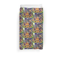ETHOS - the game - DC Cruisers 'Bluey' Duvet Cover