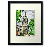 Faith Framed Print
