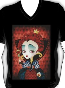 Queen of Hearts T-Shirt